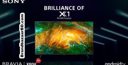 Sony X8000H | KD43X8000H, KD49X8000H, KD55X8000H, KD65X8000H, KD85X8000H