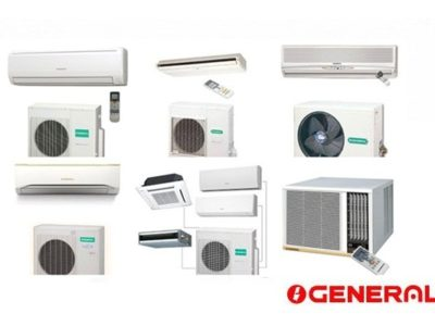 General Air Conditioner | Showroom Address Bangladesh