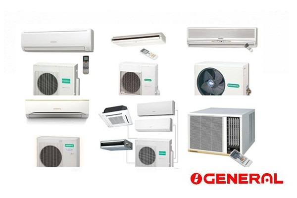 General Air Conditioner   Showroom Address Bangladesh