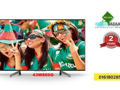 43W800G VS 43X8000G Android TV