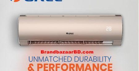 Gree 24000 BTU 2 Ton Inverter AC Price in Bangladesh