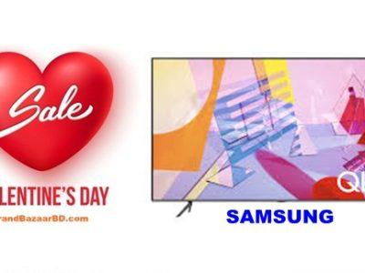 Samsung Valentine's SMART 4K TV CARNIVAL