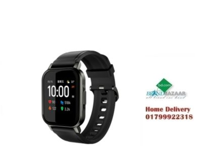 LS02 Haylou Smart Watch Global Version – Black