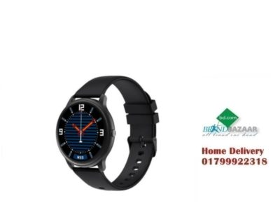KW66 IMILAB Smart Watch 3D HD Curved Screen – Black