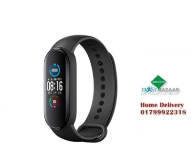 Mi Band 5 Smart Color Screen Wristband – Black