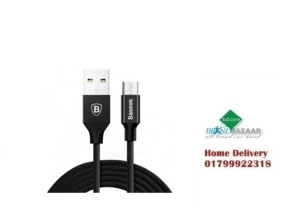 Baseus Yiven Cable For Micro USB 1.5M – Black