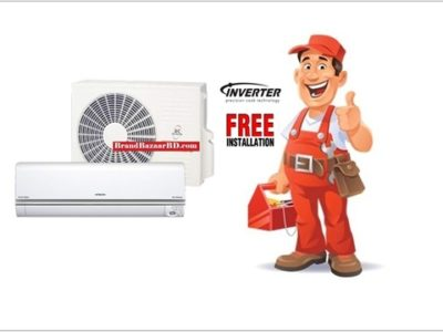 Inverter AC Showroom Price list in Bangladesh
