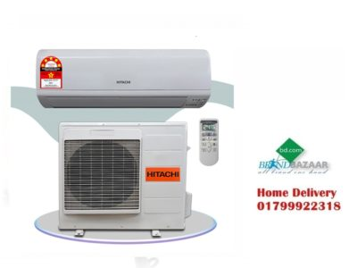 Hitachi 1 Ton DC Inverter Split Type Air Conditioner