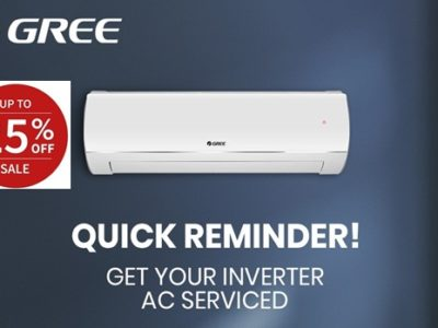 Gree এসিতে বিশাল ডিসকাউন্ট | Gree Inverter AC Price in Bangladesh