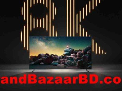Samsung 8K Smart QLED TV Price in Bangladesh: Grab Your ...