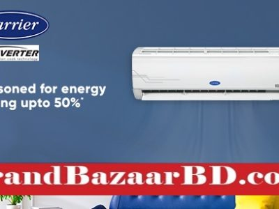 Carrier Bangladesh | Carrier Air Conditioner Price in Bangladesh