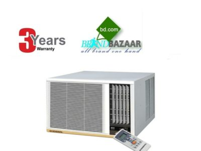 General 1.5 Ton AXGT18AATH Window Type Air Conditioner